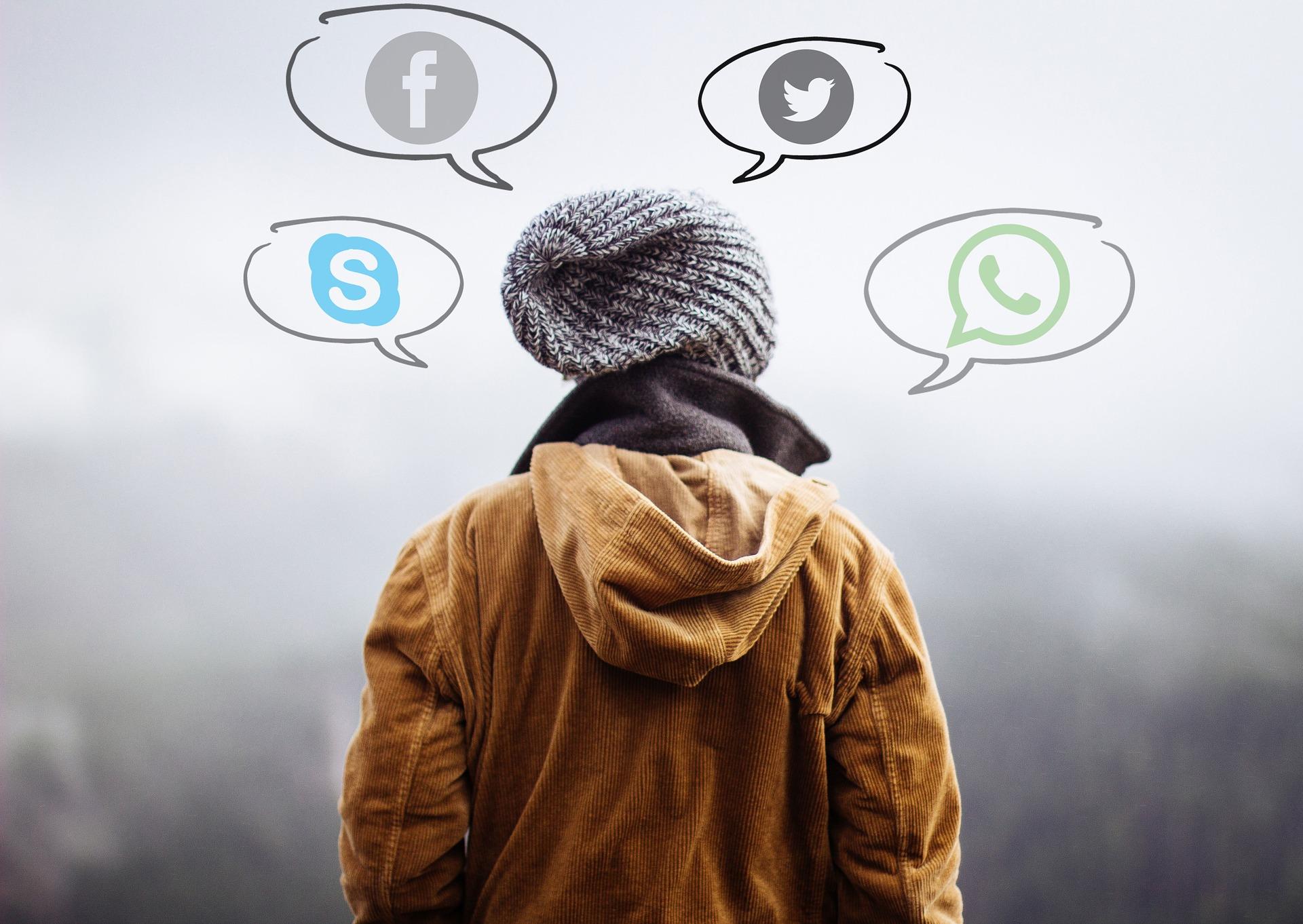 Media advies - zet social media in bij het werven