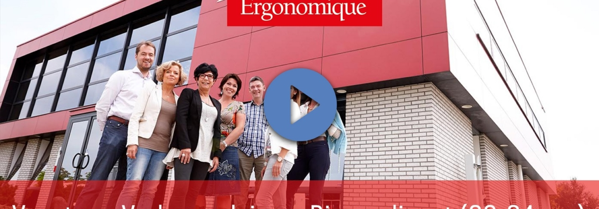 wervingsvideo Ergonomique afbeelding
