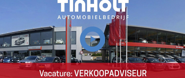 wervingsvideo Automobielbedrijf Tinholt afbeelding